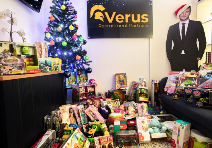 Verus Christmas Appeal 2020