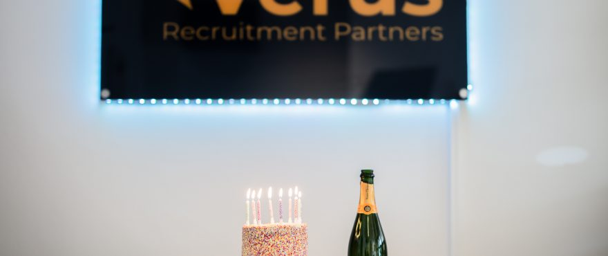 Verus Recruitment Partners is two